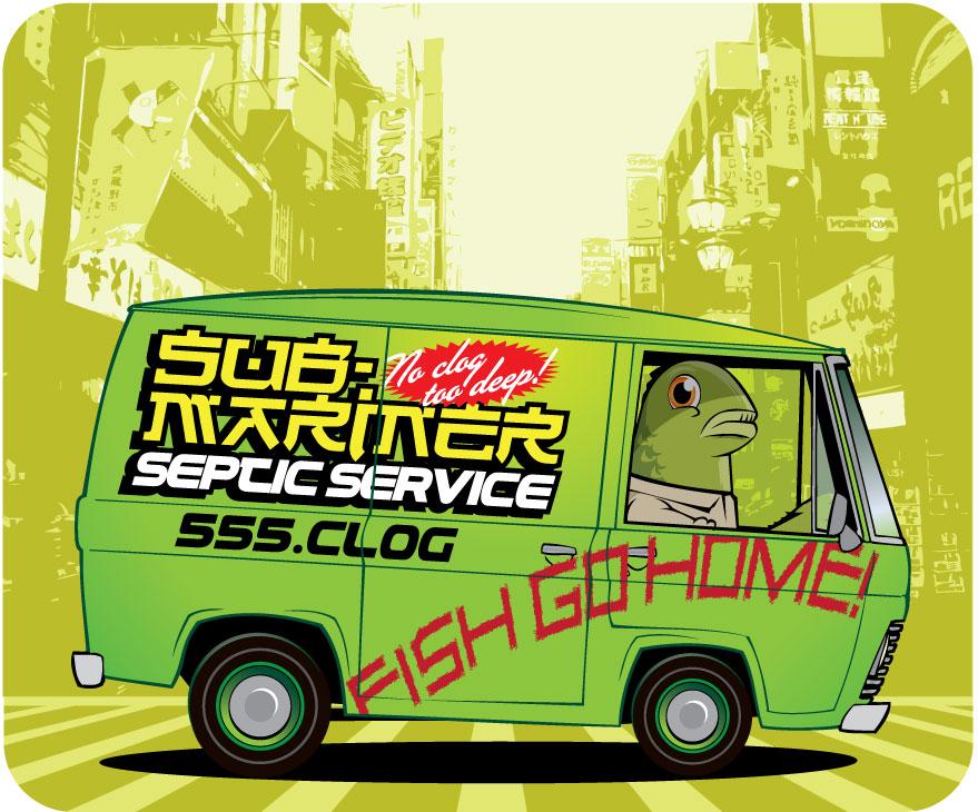 Sub Mariner
