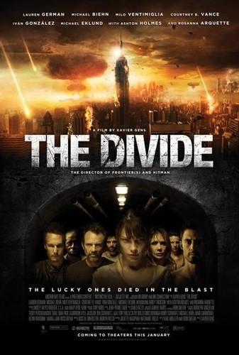 Aislados (The Divide) (2011) [BRrip 1080p] [Latino] [MG]