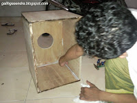 Make Cajon Drum Box