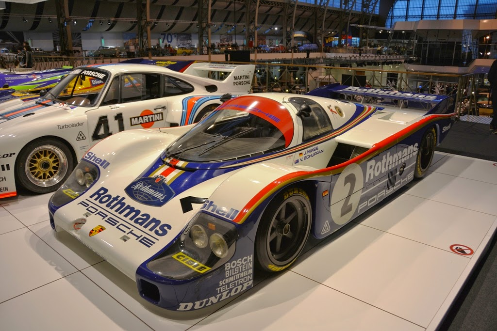 Autoworld Jubelpark Brussel Le Mans Racing