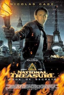 Streaming National Treasure: Book of Secrets (HD) Full Movie
