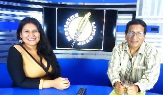 LIMASURNOTICIAS EN ACTIVA TV (CANAL 33) CAÑETE - PERÚ.
