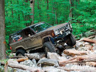 4x4 wheeling offroad session outing