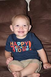 Jaxon Dean 1 Year Old