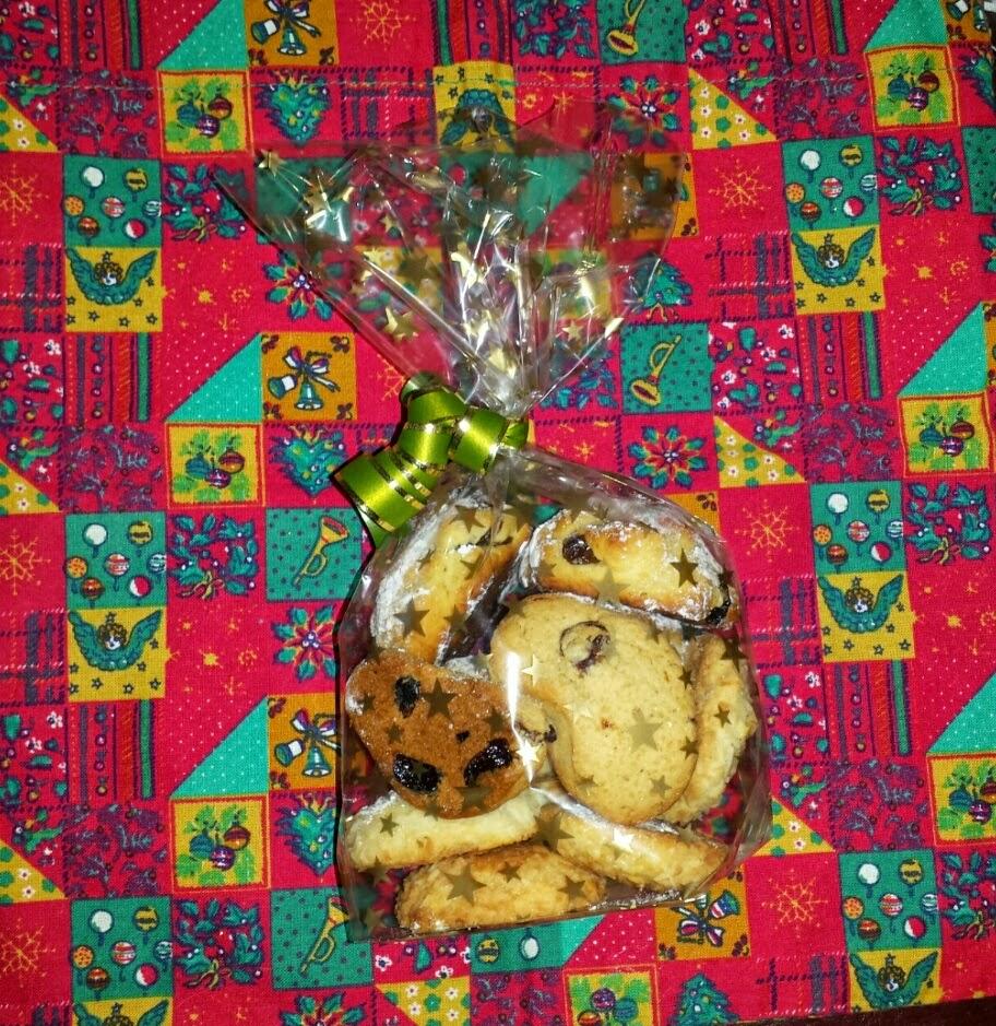 Ausgefallene, einfache Weihnachtsplätzchen