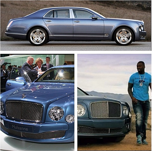 50 Cent  The 25 Biggest Car Collectors in HipHop  Complex