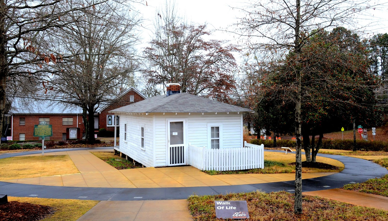 Elvis House, Mississippi, USA