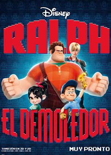 Ralph: El Demoledor (MP4)