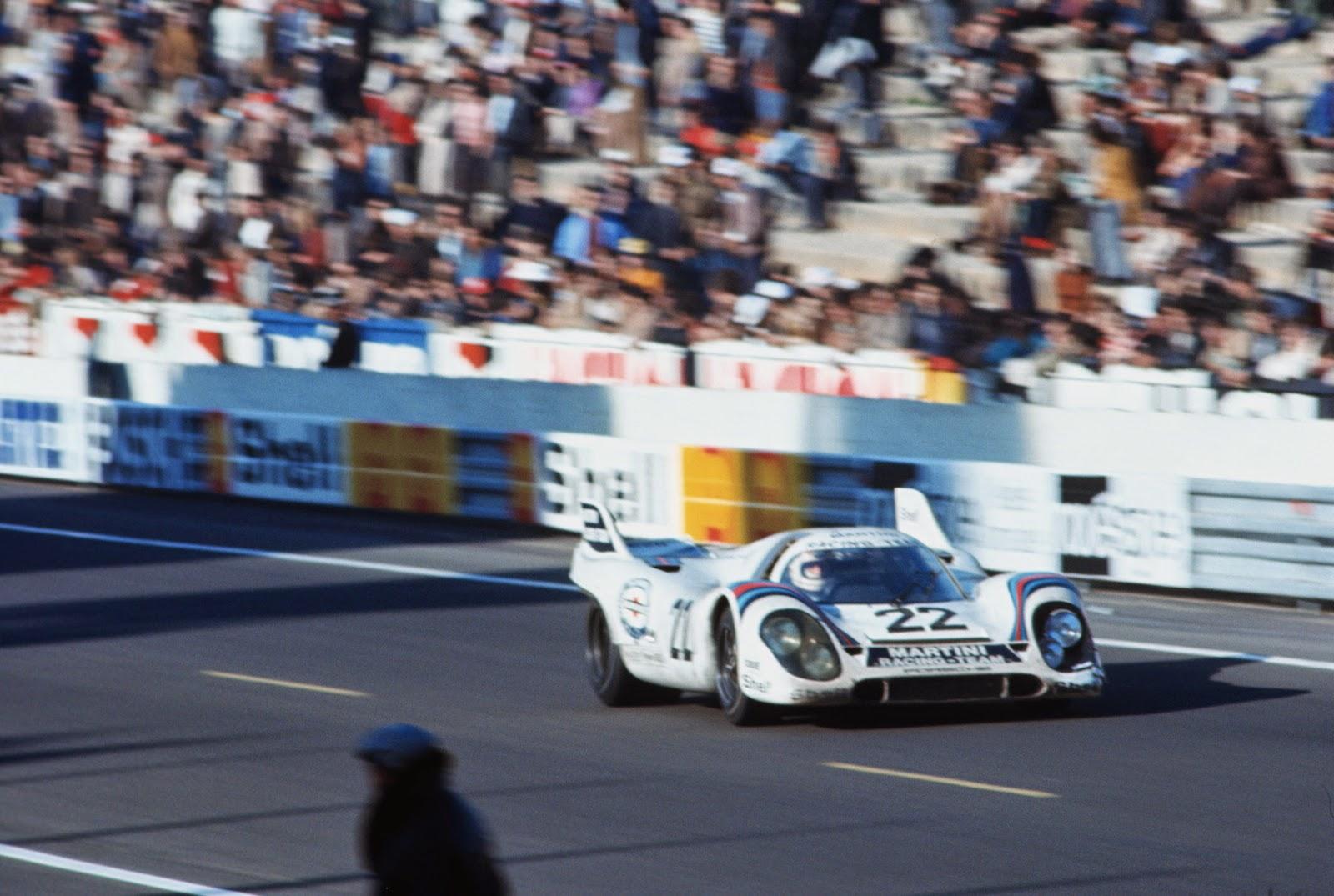 1971 - Porsche 917