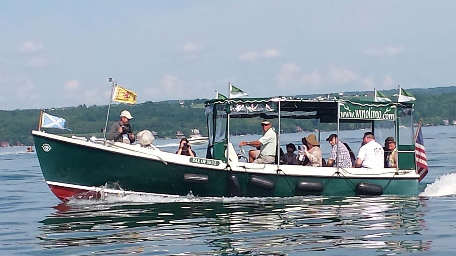 Seneca Lake Wine Tours By Boat