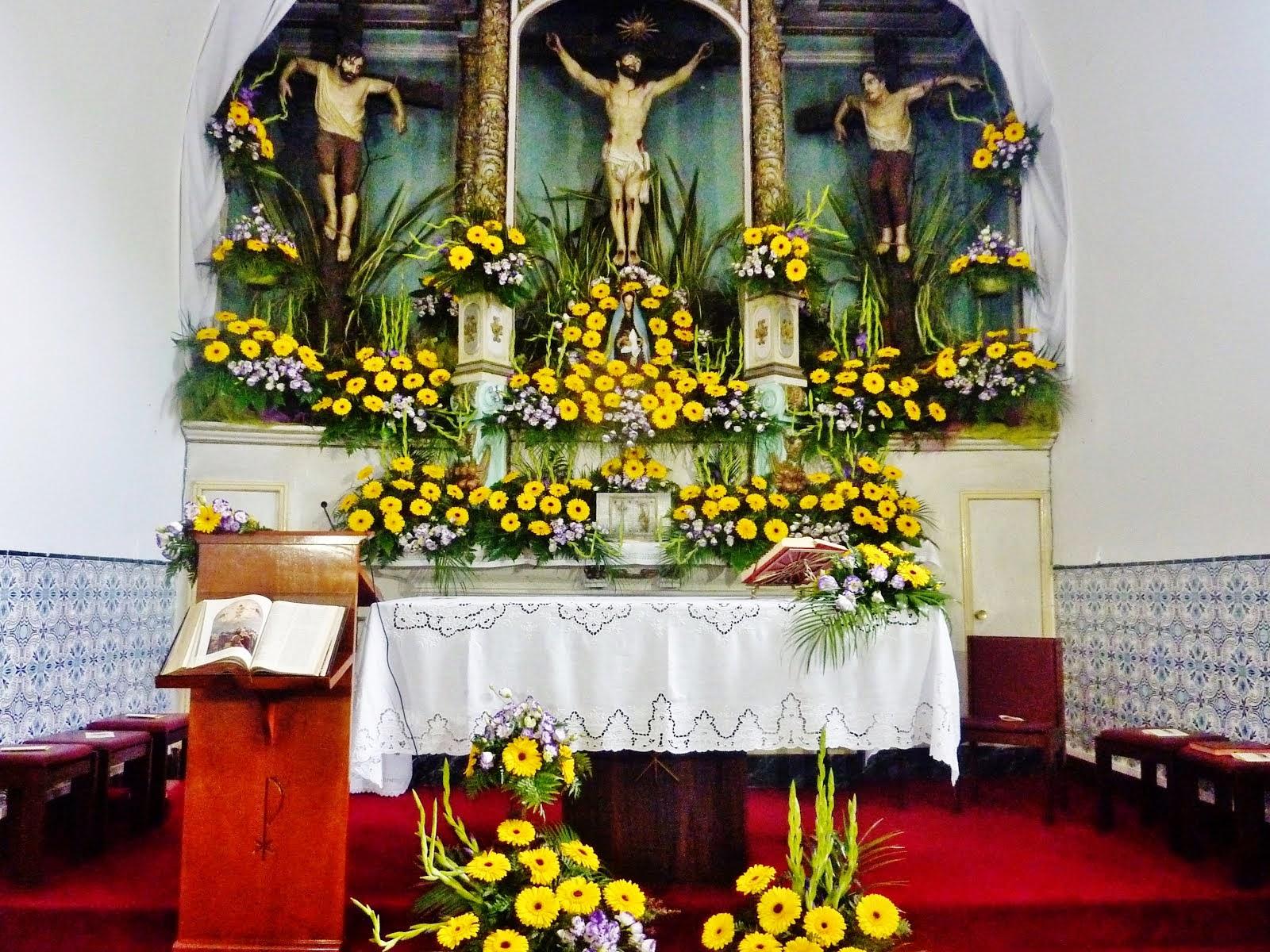 EUCARISTIA DAS FESTAS DO BOM JESUS DO MONTE E S. CAETANO - Clique para ver todas as imagens