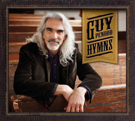 Guy Penrod - Hymns 2012 English Christian Southern Gospel Album MP3