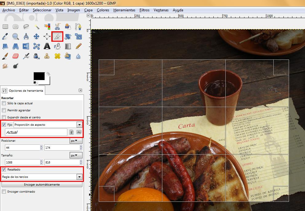 Cómo mejorar el encuadre y la luminosidad de una fotografía. (Curso ...
