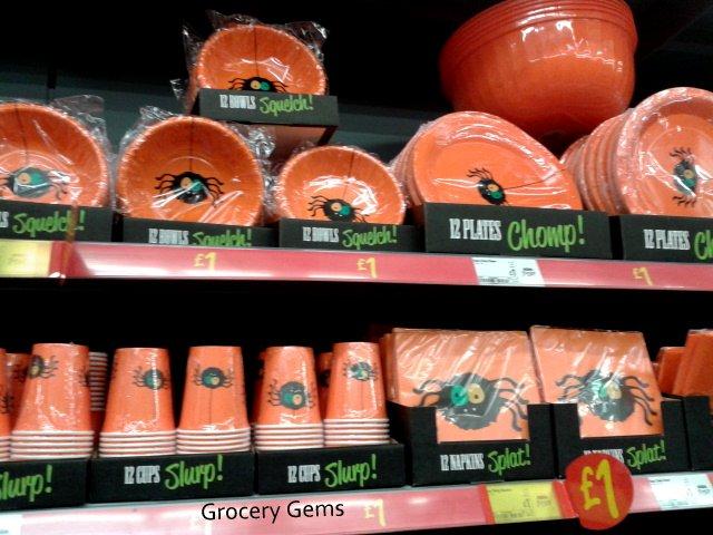 Grocery Gems: Asda s Spooktacular Halloween!