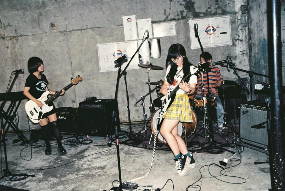 punk Corea
