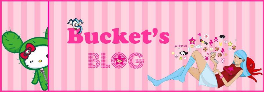 Bucket's Blog