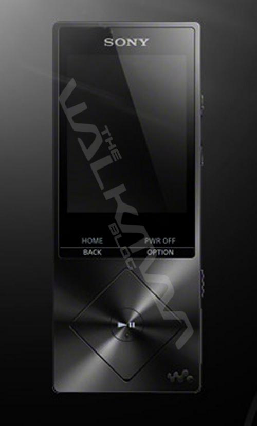 Sony Walkman NWZ-A10, NWZ-A15, NWZ-A17
