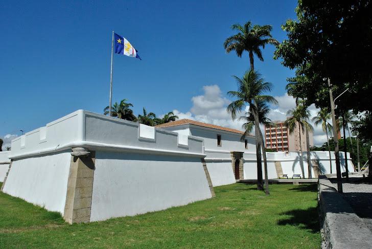 Forte Frederik Hendrik ou Cinco Pontas