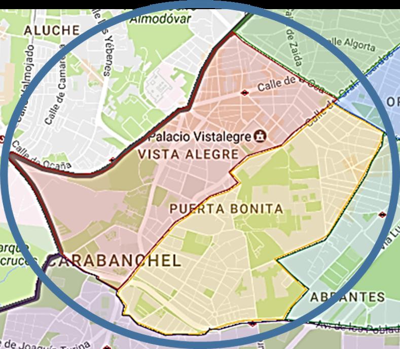 PRÓXIMA REUNIÓN MAPEO VISTA ALEGRE-PUERTA BONITA