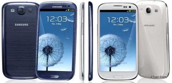 Samsung Galaxy S3 GT-I9300 Smartphone