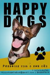 HAPPY DOGS-PASEIOS COM O SEU CÃO