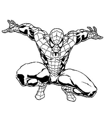 desenhos do homem aranha para imprimir e colorir imagens para celular