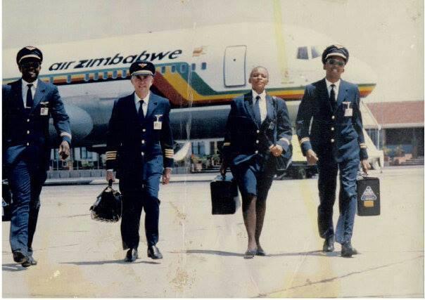 ikhonaindaba.blogspot.com: FAA recognizes Zimbabwe\'s first female pilot!