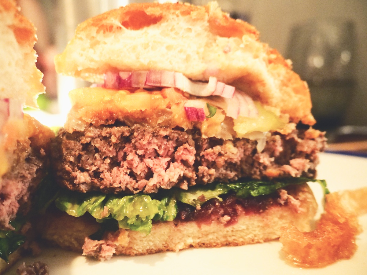 The White Star Tavern Burger Review