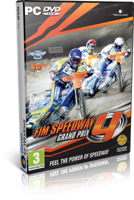 FIM Speedway Grand Prix 4 PC Full 2011 FIM