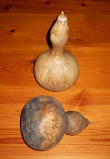 artesanía con calabazas