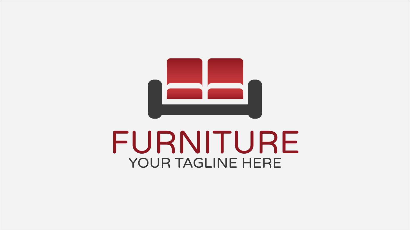 Furniture free logo design zfreegraphic free vector logo downloads furniture free business logo design template interior wajeb Gallery