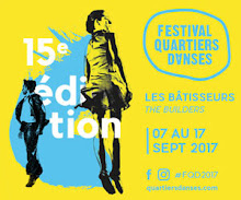 15e Festival Quartiers Danses