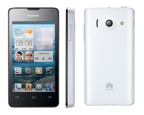 Huawei Ascend Y300 HP Android Jelly Bean harga dibawah 1.5 juta