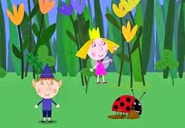 BEN AND HOLLY GAME