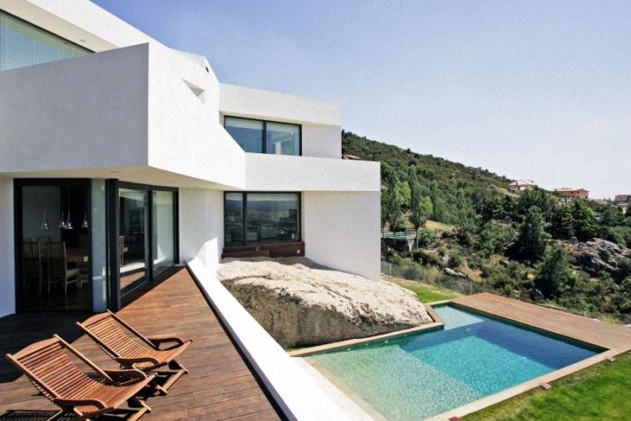 Hogares frescos casa en las monta as con vistas - Apartamentos de montana ...
