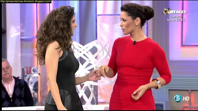 Rosa Lopez & Nuria Fergo Que Tiempo Tan Feliz
