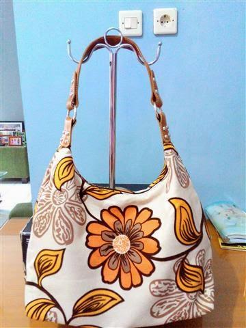 Tas Wanita Handmade Molle Bag