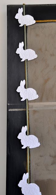 guirlande de lapins