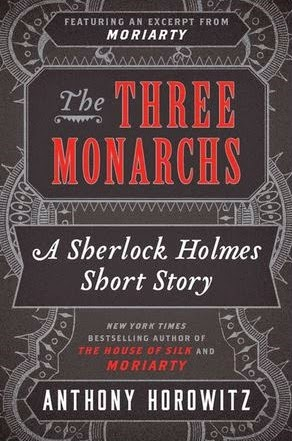 Sherlock Holmes pastiche short story poster image screensaver wallpaper pic review recap blog