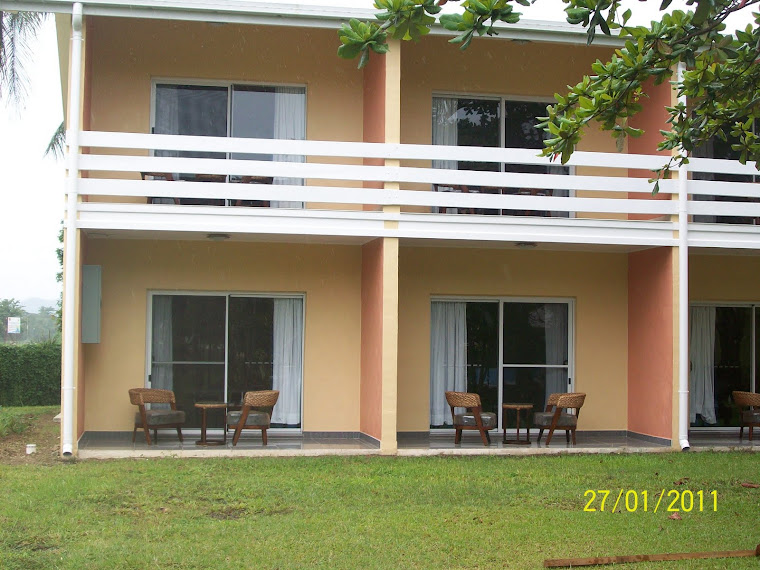 8 Room Accommodation Block