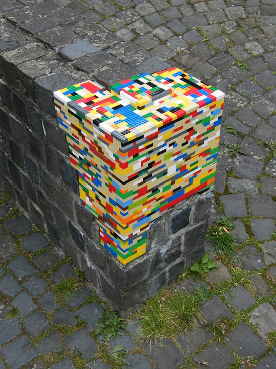 Lego - Dispatchwork - Jan Vormann