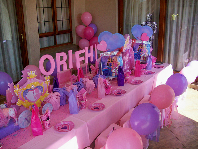 Tips Fiesta Barbie