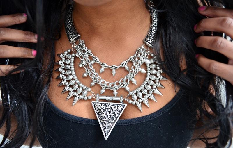 большие ожерелья 2