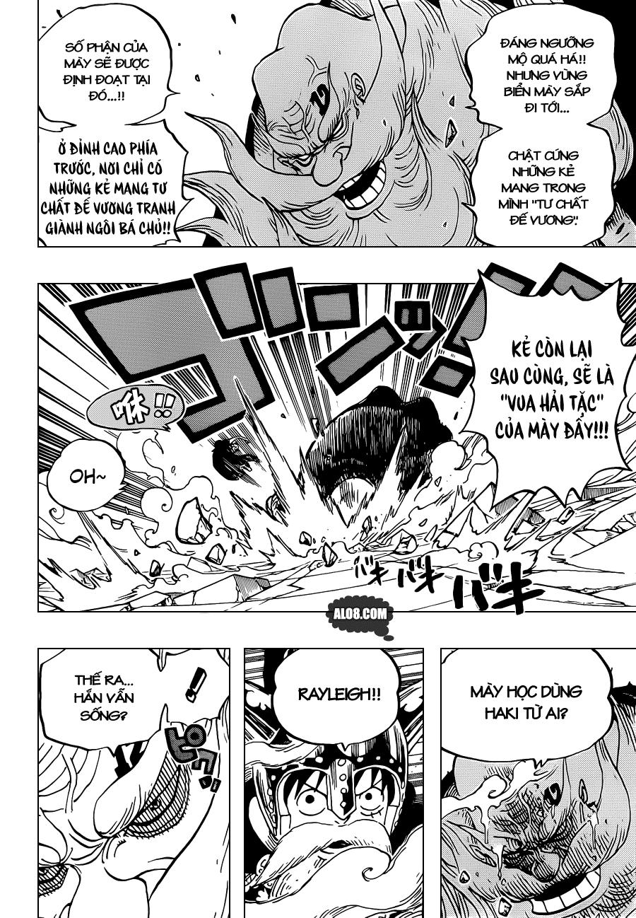 One Piece Chapter 717: Những người Dressrosa bị lãng quên 003