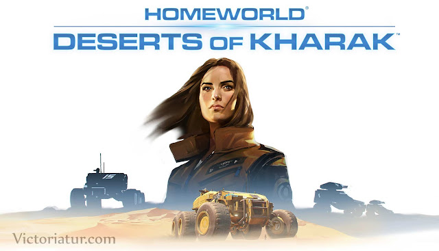Homeworld Deserts of Kharak Game Zip