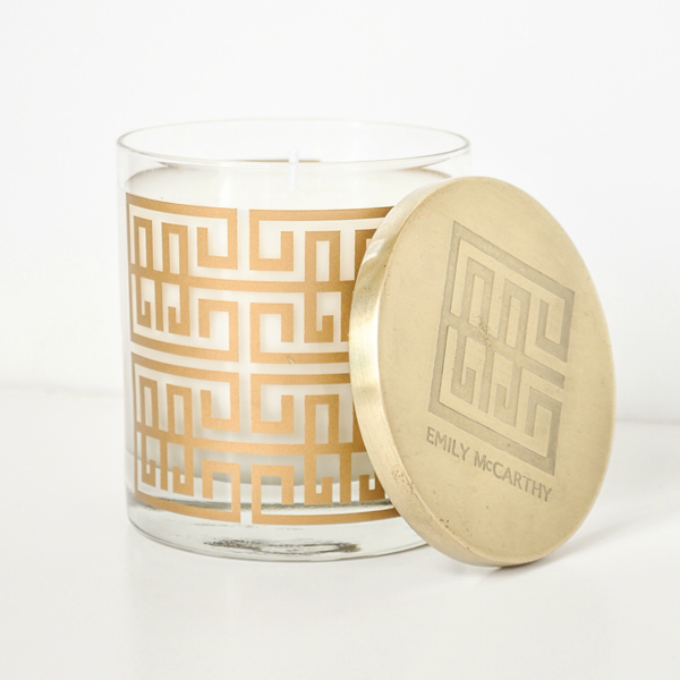 Emily McCarthy Prosecco Candle