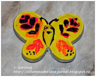 magnet fluture