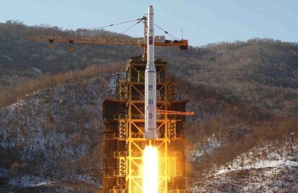 Roket Korea Utara Unha-3