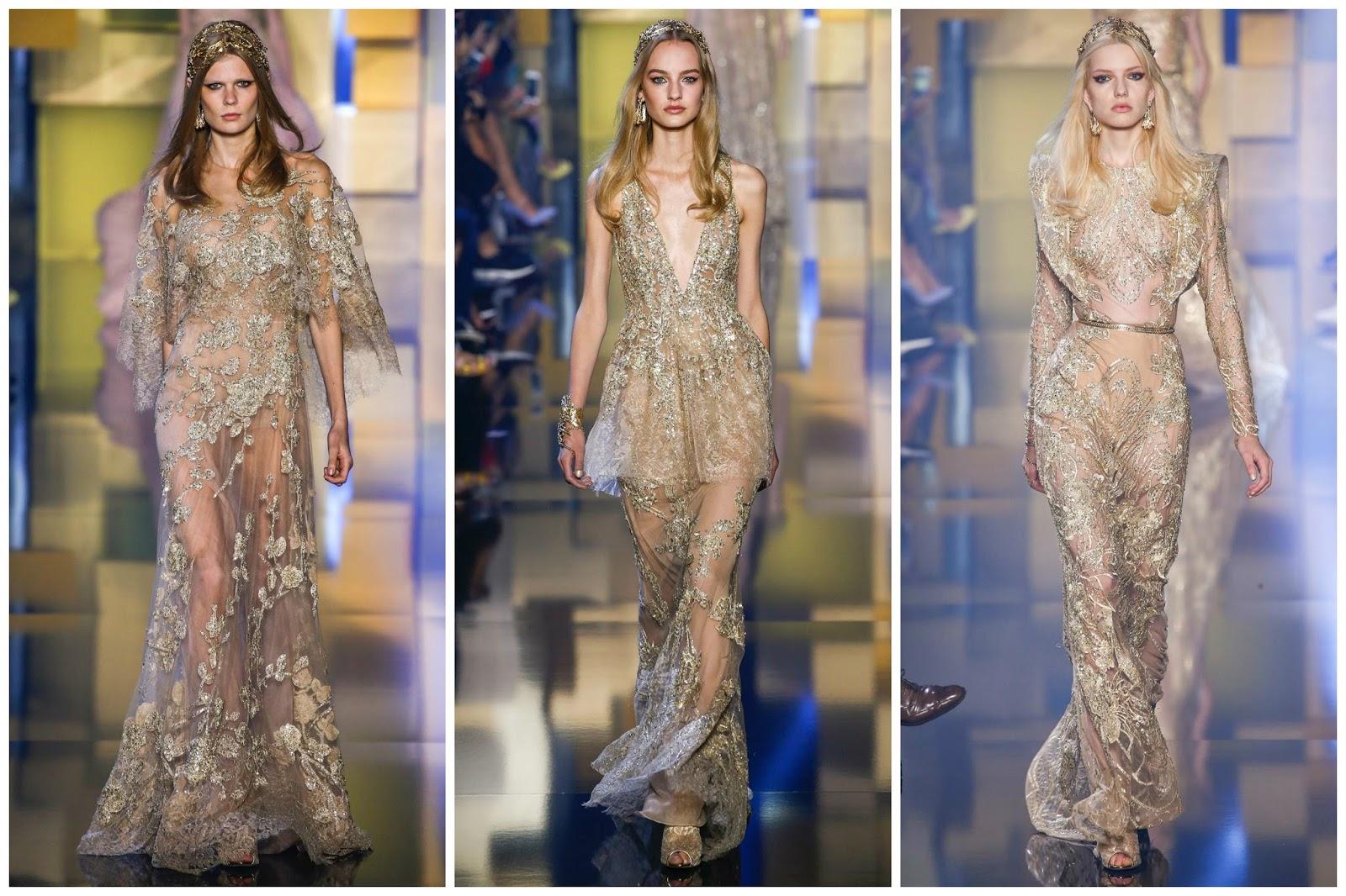 Elie Saab Show 2015 dress