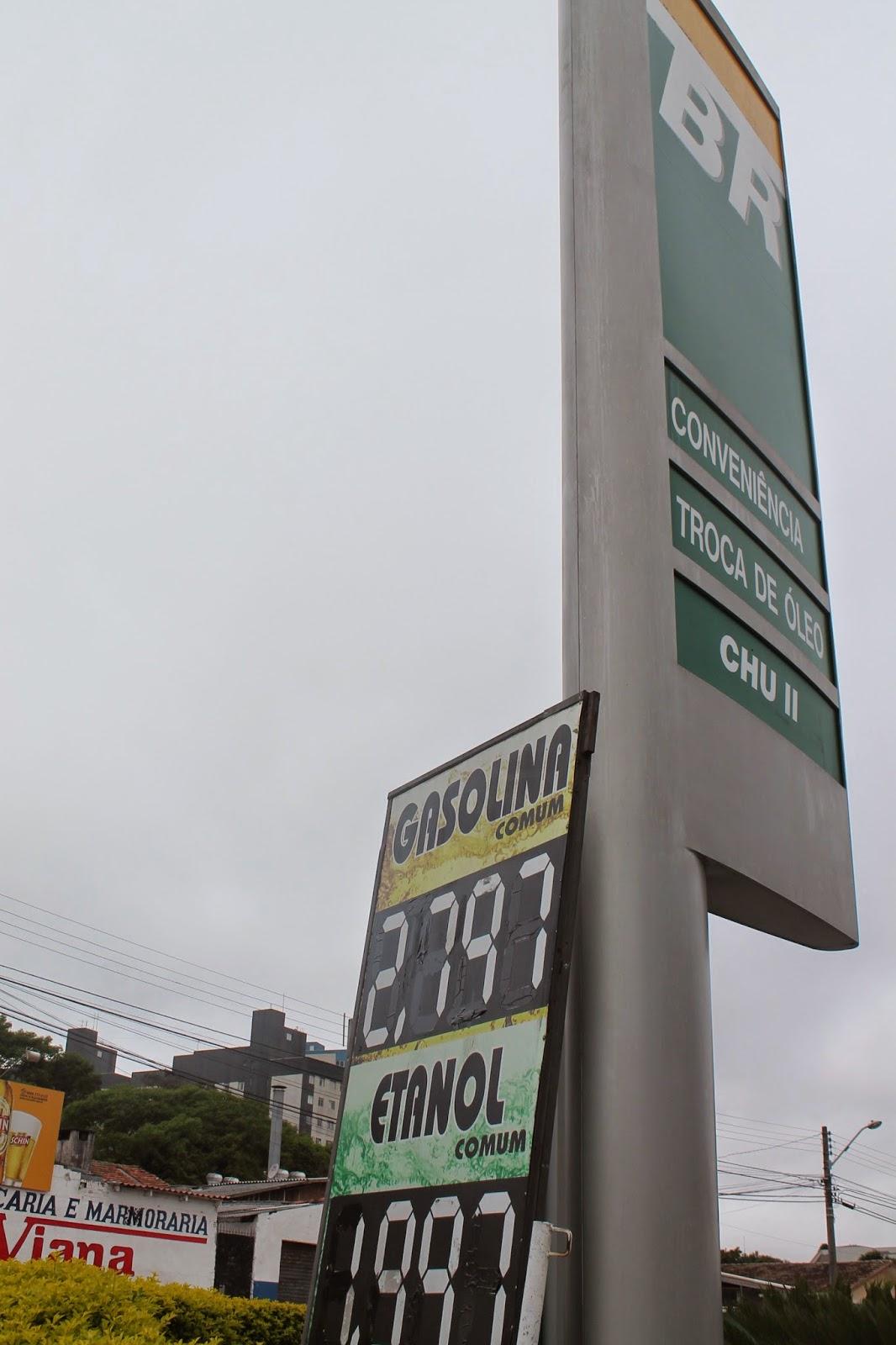 Olho Aberto Paraná  Porque Gasolina tão cara em Laranjeiras do Sul   e1c7c342bd138